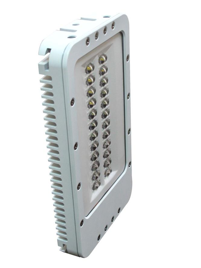 Preliminary-36W Slim LED Streetlight